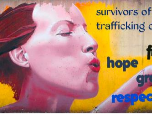 The survivors of sex trafficking must be helped to heal, not ignored or victimized again.