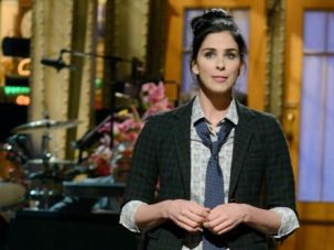 But Was She Funny? Sarah Silverman hosts 'Saturday Night Live' on October 4 — after Yom Kippur, her agent insists.