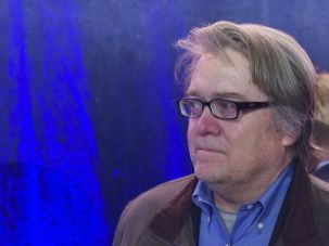 Steve Bannon, former editor of Breitbart News, is now Trump's chief strategist.