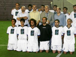 Common Ground: ?The Team? places soccer players at the center of a TV drama about the realities of Palestinian life.