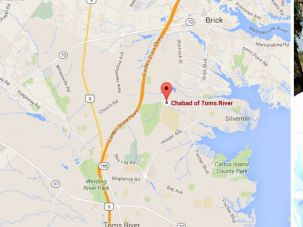 toms river chabad Rabbi Moshe Gourarie