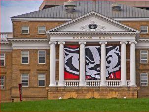 Bascom Hall at the University of Wisconsin-Madison.