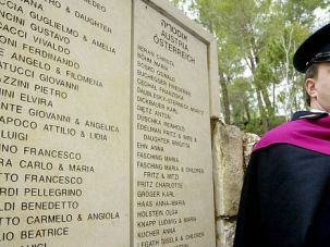Righteous? Italian official attends ceremony honoring Giovanni Palatucci at Yad Vashem. New reports cast doubt on his status as a rescuer of Jews.