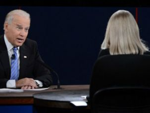 Fighting Mad: Joe Biden and Paul Ryan came out swinging on the U.S. policy toward Iran and relations with Israel in their vice presidential debate.