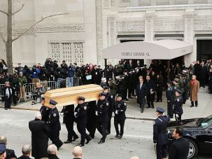 Stately Send-Off: The funeral for Ed Koch at Temple Emanu-El felt like a most Episcopalian kind of Jewish funeral. He probably would?ve reveled in the contradictions on display.