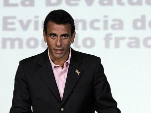 Running Against a Legacy: Henrique Capriles has received the blessing of Venezuela?s opposition to run in an election called after the death of strongman Hugo Chavez.