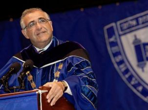 Power Player: Richard Joel has been president of Yeshiva University for a decade. What is the vercict on his tenure?
