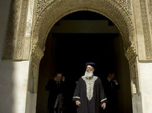 Ciudad of Wonders: Israel?s chief Sephardi rabbi visits Granada?s famed Alhambra palace. Now there is a Jewish museum in the Andalucian city.