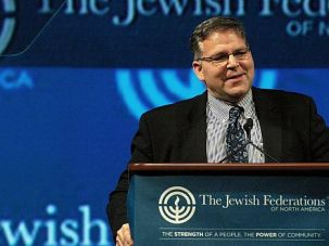 Jerry Silverman, president and CEO of Jewish Federations of North America, which recently dropped Loeb & Troper.