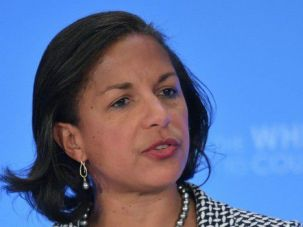 Susan Rice will attend AIPAC's annual conference along with UN Ambassador Samantha Power.