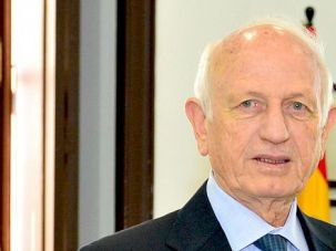 Inflammatory: Andre Azoulay, a Jewish advisor to Morocco?s King Mohamed VI, was placed on a list of pro-Israel figures.