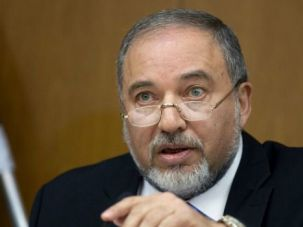 Gimmick? Avigdor Lieberman insists nothing will change regardless of U.N. measure calling for an end to Israel's occupation.