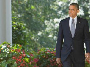 Somber Scene: President Obama and Secretary of State Hillary Rodham Clinton mourn the loss of slain U.S. Ambassador to Libya Christopher Stevens.