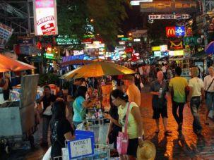 Bangkok's Khao San Road