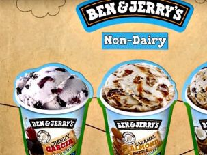 Ben and Jerry's released three new non-dairy flavors.
