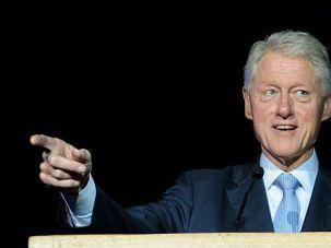 Spirit of Rabin: Invoking the spirit of Yitzhak Rabin, former President Bill Clinton urged Israelis to make compromises for peace.