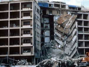 Terror Attack: Kenneth Welch was killed in the 1984 Iran-backed bombing of a U.S. embassy building in Beirut.