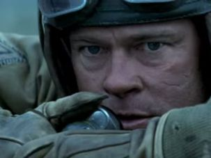 Jews vs. Nazis: Brad Pitt is back as a World War II soldier.