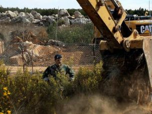 CAT Fight: The boycott Israel has won a victory over Caterpillar, which has provided bulldozers used by the Israeli military. Now it is pushing a Presbyterian group for a tougher stand.