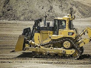 Boycott Push: Caterpillar, which sells equipment used by Israeli authorities in the occupied West Bank, is one of five corporations targeted in a failed divestment vote by the UCLA student council.