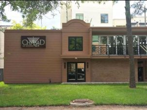 Houston's Chabad of Uptown, which is on high ground, is arranging for the Jewish community to receive kosher meals.