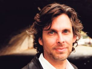 Man Wonder: Chabon still writes of his boyhood obsessions.