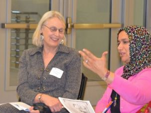Bridging Gaps: The Sisterhood of Salaam Shalom was founded in 2011 and seeks to engage Muslim and Jewish women in dialogue.