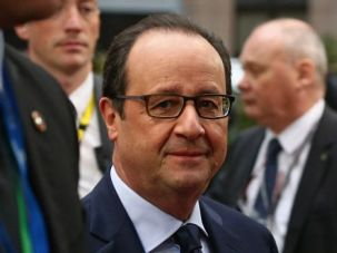 Spreading Strategy: The party of French premier Francois Hollande plans to push a vote to recognize a state of Palestine, the latest such move by allies in Europe.