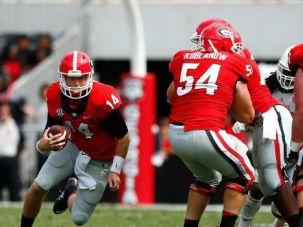 Blocking Guy: Brandon Kublanow, No. 54, is the sole Jewish starter on the University of Georgia football team.