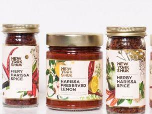 Israeli Ingredients: New York Shuk's harissa collection.
