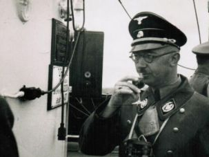 Indecency Exposed: Vanessa Lapa's 'The Decent One' chronicles Himmler's life.