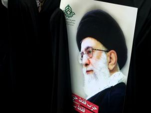 Worst Slurs: Iran?s supreme leader Ayatollah Khamenei topped a list of anti-Semitic slurs for chiding Israel as the rabid dog of the region.
