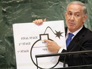 Countdown to What? Benjamin Netanyahu warned the world about the impending danger of Iran's nuclear program. At the same time, the Mossad told diplomats that no such threat existed.