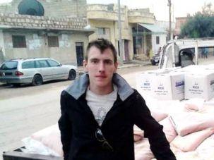 American aid worker Peter Kassig.