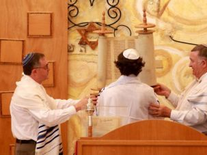The R Word: A bar mitzvah is held in a Tel Aviv reform temple. Why do Israelis feel a stigma is attached to the movement's name?