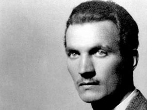 Forgotten Hero? Jan Karski, the famed Polish resistance fighter, warned the world about Nazi atrocities.