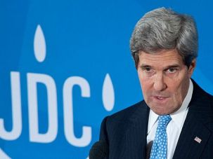 Here?s the Deal: John Kerry told Jewish leaders the same thing he?s told Muslims: Both sides have to ?bet on peace.?