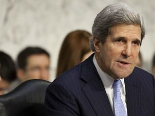 Good PIck: Sen. John Kerry is a strong supporter of Israel and will make