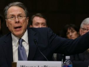 Looking the Other Way: Wayne LaPierre, the head of the NRA, saw in the recent Navy Yard shooting another illustration of the terrible way America treats the mentally ill.