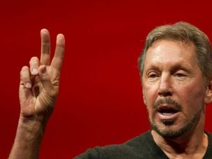 Larry Ellison is still the richest Jew on the Forbes billionaires list, but some new faces have entered the exclusive club.