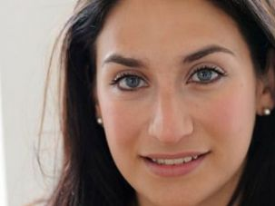 British lawmaker Luciana Berger was subjected to an anti-Semitic message on Twitter.