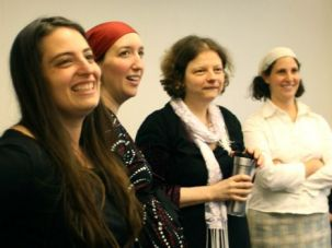 Welcome Women: The first female graduates of an Orthodox rabbinic school are being welcomed with open arms ? by some.