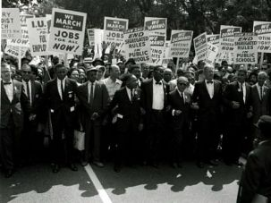 Unfinished Business: The March on Washington was supposed to be about justice and economic equality for black Americans. The second part of that mission is still far from accomplished.