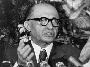 No Subtlety: Menachem Begin made no apologies for what he saw as his firm stand for Israel and the Jewish people. Like him or hate him, he was an open book.