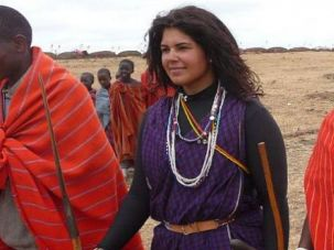 African Queen? Jewish American Mindy Budgor wanted to become the first American Masai warrior. She wasn?t quite ready for the push back.