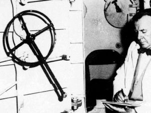 Wolf in Sheep's Clothes: Hubertus Strughold worked for Hitler's Luftwaffe throughout World War II — and was later recrutited by the U.S.