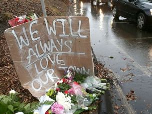 Stop the Violence: As Newtown continues to mourn its dead, the Jewish community is playing a leading role in the push for tougher gun laws.