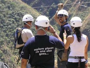 An Israeli tourist died when a platform collapsed at he Cola de Mono zipline attraction in Peru.