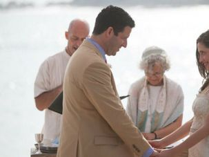 Is Change Good? Adam Weinstein and Kimberly Smith illustrate an increasing trend of Jews marrying outside the faith. Some see that and other changes as threats to Jewish life, but a new generation seems to see it differently.