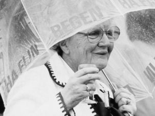 Queen Juliana of Holland in a 1979 photo.